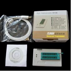 High Speed MiniPRO USB Universal BIOS Programmer TL866CS Including 4 Adapters