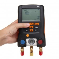 For Testo 550 Refrigerant Digital Manifold Tester for 0563 1550
