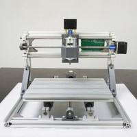 3 Axis DIY CNC 2418 CNC Router PCB Milling Carving Engraving Machine 24x18x4CM