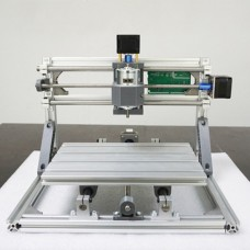 3 Axis DIY CNC 2418 CNC Router PCB Milling Carving Engraving Machine 24x18x4CM