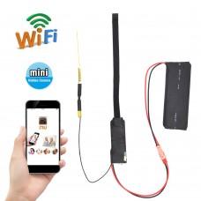 Mini DV HD 1080P 2M Pixel Spy DIY Module IP Hidden Video Camera WiFi Monitor Cam DVR