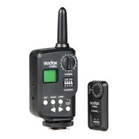 Godox FT-16S Wireless Remote Control Flash Trigger+3x Receive for VING V850 V860