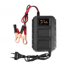 12V 20A Smart Battery Charger Car Lead Acid Battery Charger Dry Colloid Charger