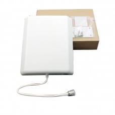 Indoor Wall Mount Panel Antenna 800-2500MHz for Mobile Signal Repeater