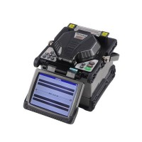 RY-F600 Fusion Splicer FTTH Fiber Optic Splicing Machine Automatic Focus Tools