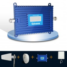 4G LTE-1800 Mobile Signal Repeater Booster 1710-1785 MHz 1805-1880 MHz Amplifier