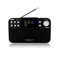 "Freesat DR-103b Portable Digital Radio Receiver 2.4"" LCD Color Display Receptor Support DAB+/FM/+BT"