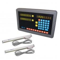 SINPO 2 Axis Digital Readout Kit 200 Tool Memory for Lathe Applications