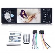 "4.1"" HD Car MP5 Video Player Bluetooth Radio Navagation FM Stereo Audio Voice Broadcast"
