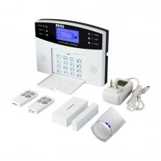 CS85B GSM-LCD Wireless 433 Smart Anti-theft Alarm Home Security House Burglar