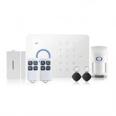 CS86 GSM/RFID Wireless Smart Touch Home Anti-theft Alarm House Security