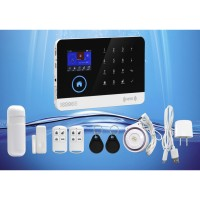 C88 WIFI+GSM+RFID+APP Smart Voice Anti Theft Home Security Alarm House Burglar