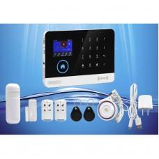 C88 WIFI+GSM+RFID+APP Smart Voice Anti Theft Home Security Alarm House Burglar