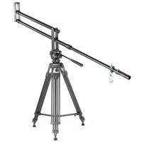J1 2M Aluminium Alloy Camera Crane Jib for SLR Cameras Home DV Camera