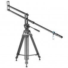 J1 2M Aluminium Alloy Camera Crane Jib for SLR Cameras Home DV Camera