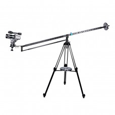 J2 3M Aluminium Alloy Camera Crane Jib for SLR Cameras Home DV Camera
