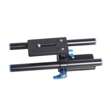 A10 15mm Diameter Macro PTZ Aluminum Alloy Compatible with SLR Camera/DVR