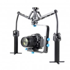 Foldable Handheld DSLR Camera Spider Stabilizer for Camcorder DV Video Camera DSLR SLR