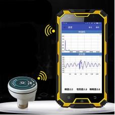 Small Mushroom Vibration Temperature Analyzer Intelligent Fault Diagnostic Meter