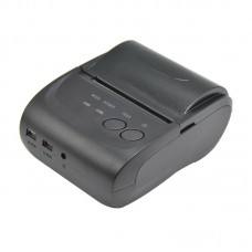 POS-5802DD 58mm Thermal Line Portable Bill Printer 90mm/S Android + ISO System
