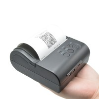 POS-8001LD 80mm Bluetooth Thermal Line Portable Bill Printer 90mm/S Android System