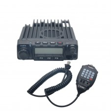 Car Mobile Radio 50W Walkie Talkie Transceiver VHF UHF 136-174MHz TH-9800