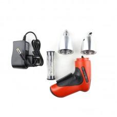 KLOM Black Bag Dual Aluminum Joint Electronic Heating Gun Repair Tool