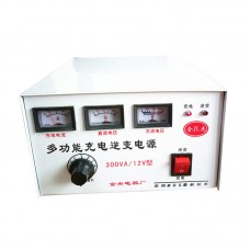300VA 12V Multifunction Inverter Power Supply Solar Energy Intelligent Charge