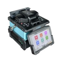 "GT-17T Fusion Optic Splicer Fiber Welding Splicing Machine 4.3"" LCD Screen"