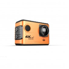 """4K Action Camera 2.4G Ultra HD 1080P Waterproof Camcorder 2.0"""" Touch Screen"""
