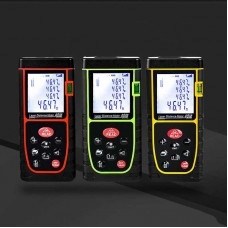40M Accurate Digital Laser Rangefinder Distance Meter Laser Range Finder Measure Tool