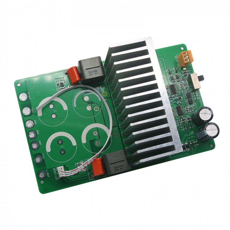 Top Iraud2000 Class D Amplifier Finished Board 2000W