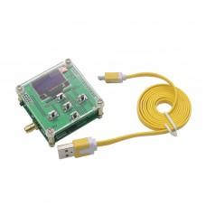 1-8000Mhz OLED RF Power Meter -55~-5 dBm 1nW~2W Power Set RF Attenuation Value