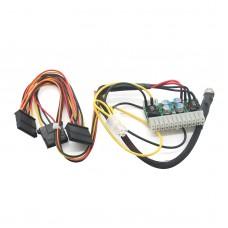 178W DC Power Supply DIP ATX Switch ITX 24PIN Auto Mini Power Module