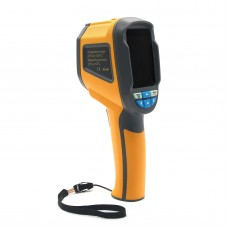 HT-02 Handheld Thermal Imaging Camera -20℃~300℃ IR Infrared Thermometer Image