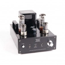 Musical Paradise MP-301 MK3 Mini Tube Amplifier with Headphone Output (Deluxe) 6L6+6J8P