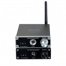 Apt-X NFC Bluetooth 4.2 Mini Audio Receiver Headphone Amplifier Music Player DAC FX Muse-03