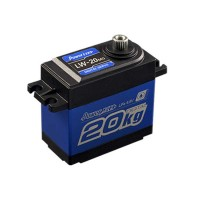 Power HD LW20MG 20KG Waterproof Large Torque Digital Servo for Mechnical Arm RC Cars
