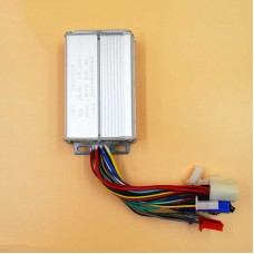 36/48V Intelligent Brushless Controller Dual Mode 6 Tube 350W for Electric Cars