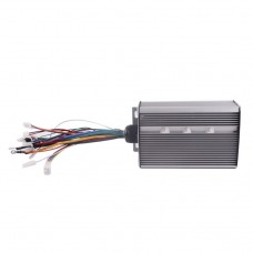 84V 1500W Intelligent Brushless Controller Double Row 18 Tube for Electric Cars