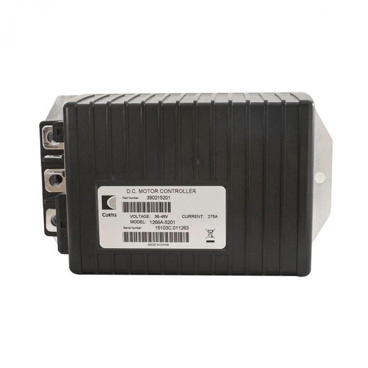 CURTIS Programmable DC SepEx Motor Controller 1266A-5201 36V/48V