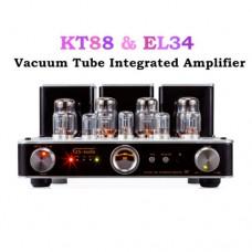 EL34 R8 Vacuum Tube Integrated Amplifier Stereo HiFi 2.0 Headphone Power Amp