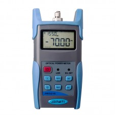 JW3216 Multifunction Optical Power Meter Tester Fiber Optic Connecting PC Via USB Cable