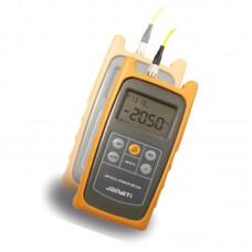 JW3218 Handheld Optical Power Meter Fiber Optic Tester 800-1700 Wavelength