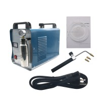 H180 220V 95L Oxygen Hydrogen Water Welder Flame Generator Acrylic Polishing Machine