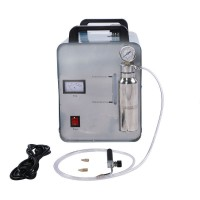 H180 95L 110V Portable Oxygen Hydrogen Flame Generator Acrylic Polishing Machine