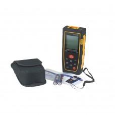 CP-100S 100M Digital Handheld Laser Distance Measuring Meter Range Finder