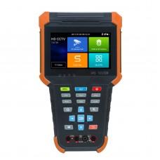 X4-ADH/X4-ADHS CCTV Tester IP Camera Test Monitor Analog CVBS 800X480 4K