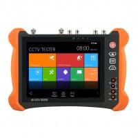 """X9-MOVTADHS 8"""" HD CCTV Tester IP Camera Tester Monitor 4K Resolution AHD CVI TVI SDI Full Function"""