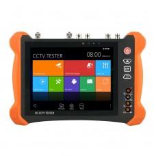 X9-ADHS/X9-MOVTADHS CCTV Tester Monitor AHD/CVI/TVI/SDI Multimeter IP Camera Tester